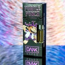 Buy Purple Punch Dank Vape Buy Purple Punch full gram dank vape