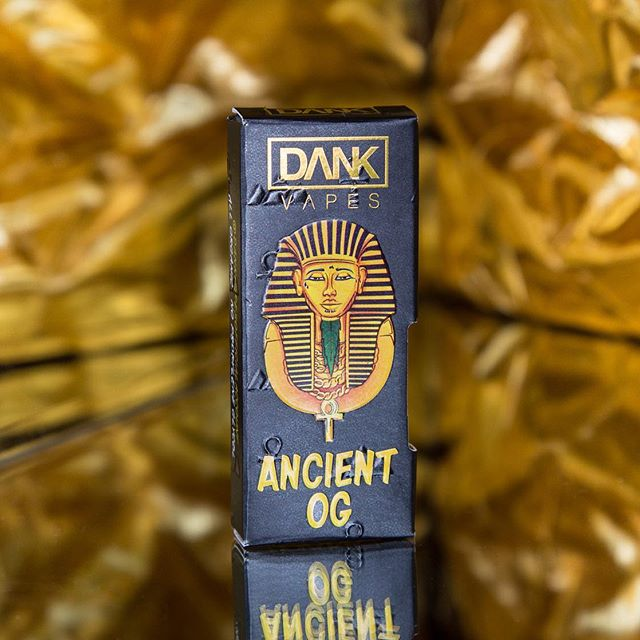 Buy Ancient OG Full Gram Dank Vape Cartridge