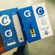 G Pen Gio Cartridges – 5 PENS