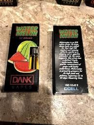 Buy Watermelon Exotic Cart  Buy Watermelon vape cart  Watermelon vape for sale